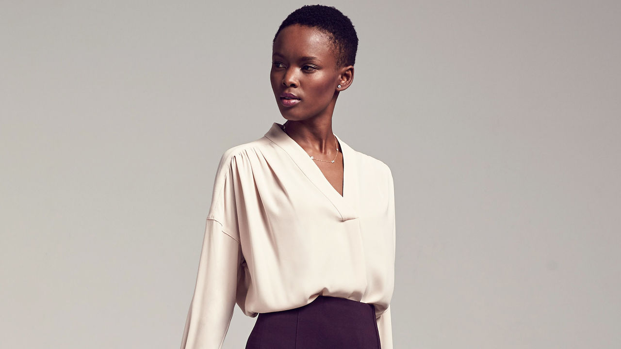 eacc7c9913ec5 This Women's Clothing Brand Is Made For Professional Women Who Hate To Shop